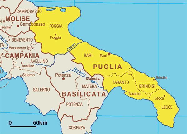 Apulian Ports, l'association des ports de Bari, Brindisi et Taranto